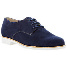 Buy Dune Luca Suede Lace Up Brogues Online at johnlewis.com