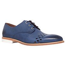 Buy KG by Kurt Geiger Jarrado Cassano Leather Derby Shoes Online at johnlewis.com