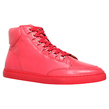 Buy KG by Kurt Geiger Brickers Hi-Top Trainers Online at johnlewis.com