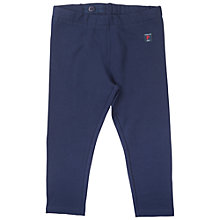 Buy Polarn O. Pyret Baby Adjustable Waistband Leggings, Blue Online at johnlewis.com