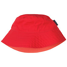 Buy Polarn O. Pyret Sun Hat, Red Online at johnlewis.com