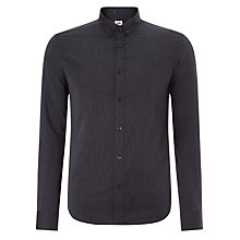 Buy Kin by John Lewis Button Down Dobby Print Shirt Online at johnlewis.com
