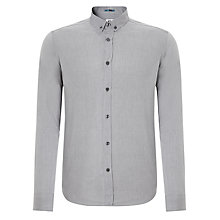 Buy Kin by John Lewis Button Down Fine Stripe Shirt Online at johnlewis.com