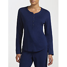 Buy John Lewis Carrie Long Sleeve Lounge Top Online at johnlewis.com
