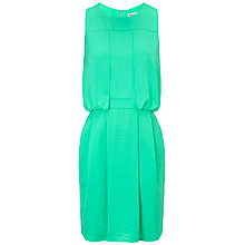 Buy Whistles Stevie Dress, Green Online at johnlewis.com