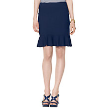 Buy Lauren Ralph Lauren Avria Skirt, San Remo Navy Online at johnlewis.com