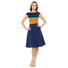 Buy Lauren Ralph Lauren Baterina Dress, Multi Online at johnlewis.com