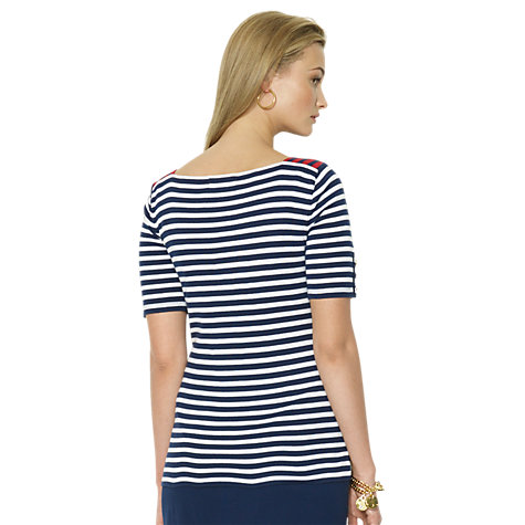 Buy Lauren Ralph Lauren Florina Knit, Multi Online at johnlewis.com