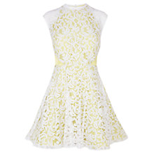 Buy Coast Laura Dress, Ivory Online at johnlewis.com