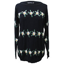 Buy Sugarhill Boutique Daisy Sweater, Navy Online at johnlewis.com
