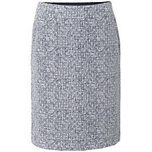 Buy White Stuff Town Skirt, Dark Regatta Online at johnlewis.com
