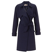 Buy Jigsaw Fluid Belted Mac Online at johnlewis.com