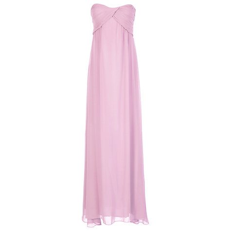 Buy True Decadence Ruched Bandeau Maxi Dress Online at johnlewis.com