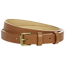 Buy Hobbs Jaime Belt, Tan Online at johnlewis.com
