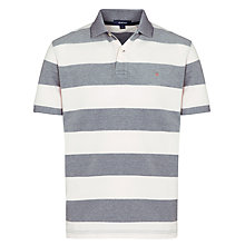 Buy Gant Barstripe Polo Shirt Online at johnlewis.com