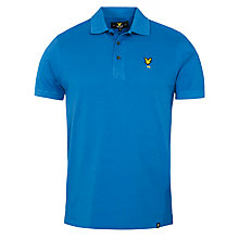 Buy Lyle & Scott Classic Pique Polo Shirt Online at johnlewis.com