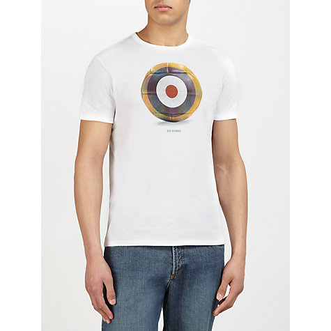 Buy Ben Sherman Target Football T-Shirt Online at johnlewis.com