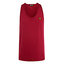 Buy Lyle & Scott Plain Logo Vest Online at johnlewis.com