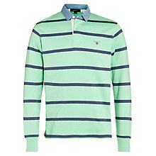 Buy Gant Bretton Striped Rugby Shirt Online at johnlewis.com