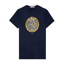 Buy Ben Sherman Paisley Print Bullseye T-Shirt Online at johnlewis.com