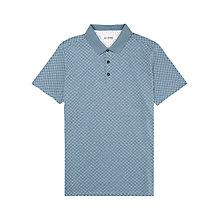 Buy Ben Sherman Geometric Print Polo Shirt Online at johnlewis.com