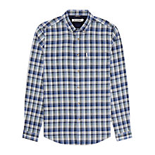 Buy Ben Sherman Button Down Gingham Long Sleeve Shirt Online at johnlewis.com