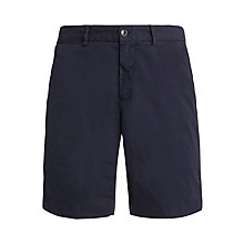 Buy Gant Casual Friday Cotton Shorts, Dark Blue Online at johnlewis.com