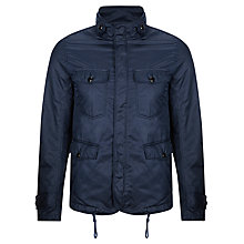 Buy BOSS Orange Orgent 4 Pocket Jacket, Navy Online at johnlewis.com