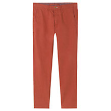 Buy Jigsaw Fine Cotton Garment Dye Slim Chinos Online at johnlewis.com