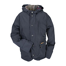 Buy Barbour Boys' Riddle Waterproof Jacket, Navy Online at johnlewis.com