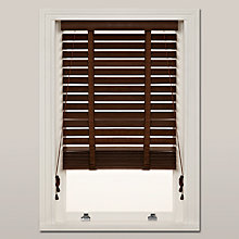 Buy John Lewis FSC Wooden Venetian Blind, 50mm Online at johnlewis.com