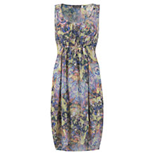 Buy Mint Velvet Meadow Print Ovoid Dress, Multi Online at johnlewis.com