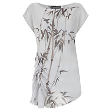 Buy Mint Velvet Bela Print Tunic, Multi Online at johnlewis.com