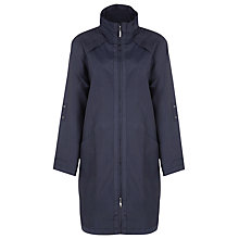 Buy Windsmoor Raglan Sleeve Raincoat, Navy Online at johnlewis.com