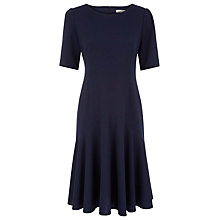 Buy Kaliko Flippy Dress, Navy Online at johnlewis.com