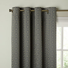 Buy John Lewis Starburst Lined Eyelet Curtains Online at johnlewis.com