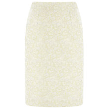 Buy Kaliko Jacquard Skirt, Apple Green Online at johnlewis.com
