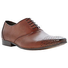 Buy Dune Accountant Toecap Oxford Shoes, Tan Online at johnlewis.com