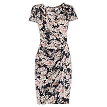 Buy Phase Eight Lotty Print Dress, Multi-coloured Online at johnlewis.com