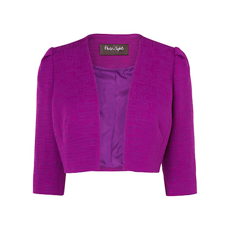 Buy Phase Eight Jeannie Jacket, Orchid Online at johnlewis.com