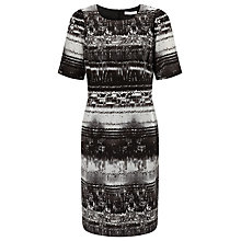 Buy COLLECTION by John Lewis Ombre Print Silk Dress, Multi Online at johnlewis.com