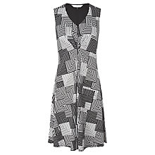 Buy COLLECTION by John Lewis Sleeveless Jersey Dress, Multi Online at johnlewis.com