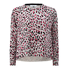 Buy COLLECTION by John Lewis Animal Print Jumper, Multi Online at johnlewis.com