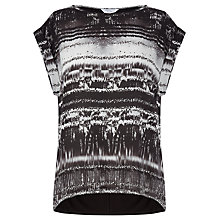 Buy COLLECTION by John Lewis Ombre Print Tee, Multi Online at johnlewis.com