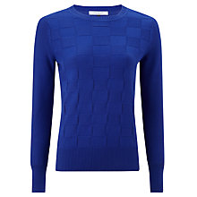 Buy John Lewis Weave Stitch Jumper Online at johnlewis.com