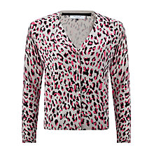 Buy COLLECTION by John Lewis Animal Print Cardigan, Multi Online at johnlewis.com