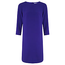Buy COLLECTION by John Lewis Crepe Dress, Blue Online at johnlewis.com