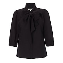 Buy Somerset by Alice Temperley Tie Neck Blouse Online at johnlewis.com