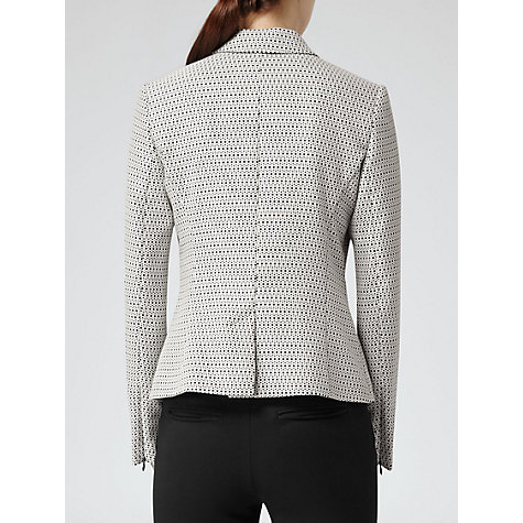 Buy Reiss Fitzgerald Blazer, Black Online at johnlewis.com
