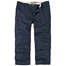 Buy Fat Face Linen Cropped Trouser Online at johnlewis.com